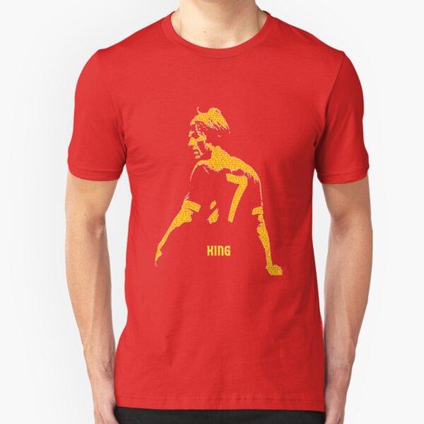 Kenny Dalglish Slim Fit T-Shirt