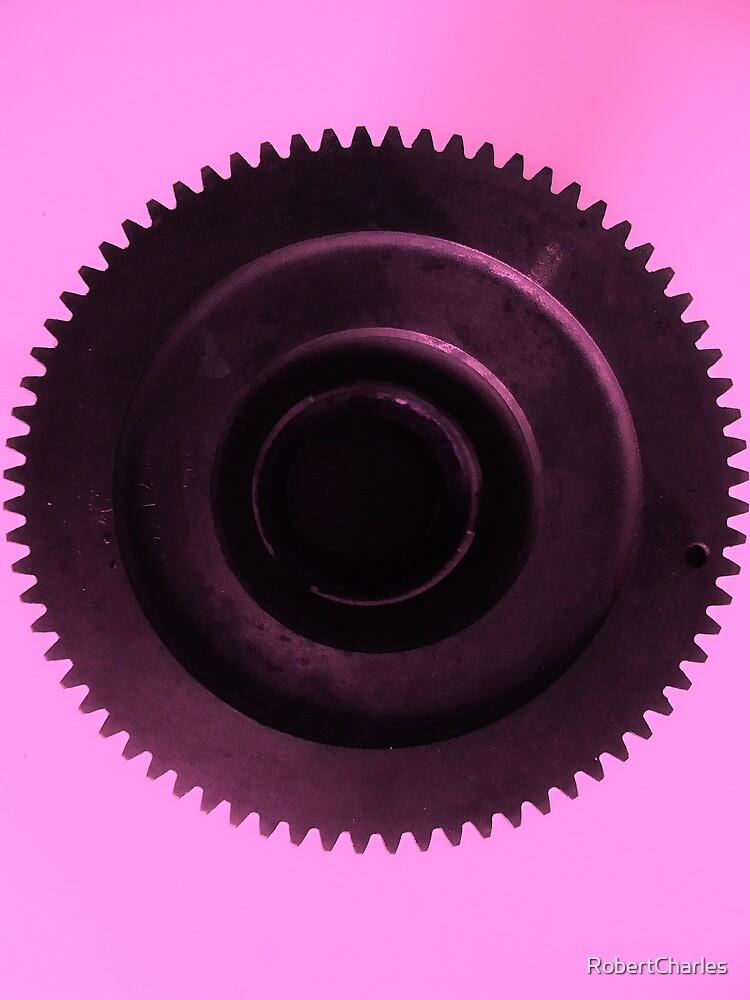 Turbine Gear Pink by RobertCharles