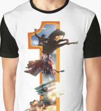 BF1 Battlefield 1 Number ONE Graphic T-Shirt