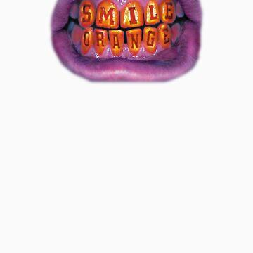 Smile Orange Logo by Trouser