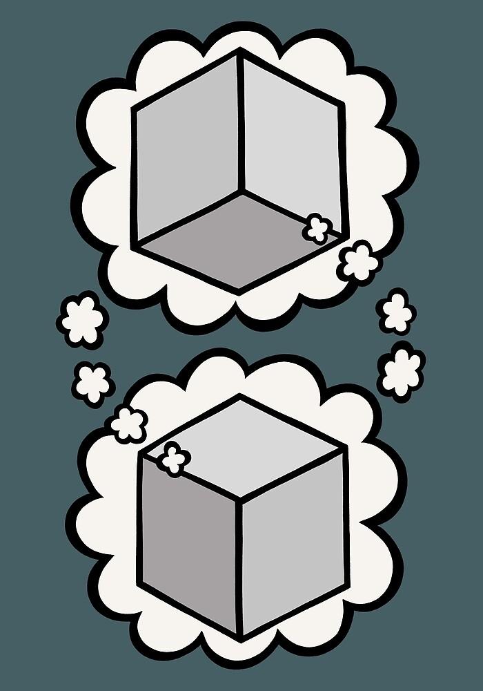 Think box think by baggelboy