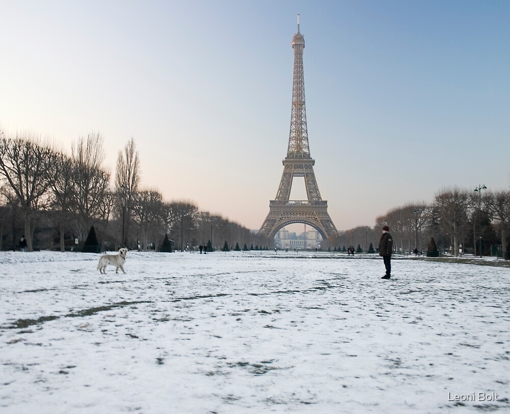 Play in Paris by Leoni Bolt