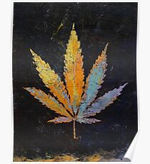 Cannabis Poster