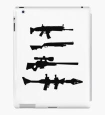 Fortnite Guns iPad Case/Skin