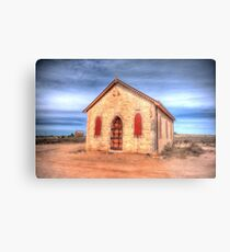 Worship In The Past Metal Print