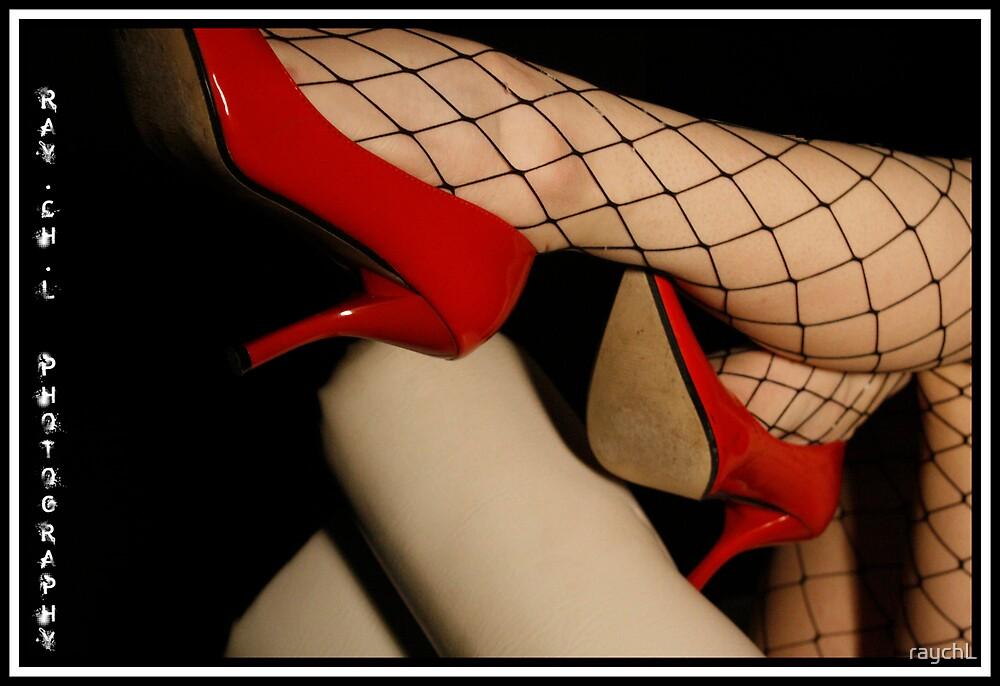 Kick Up Your Heels by raychL