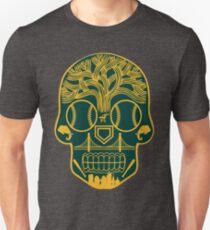 Oakland Sugar Skull Unisex T-Shirt