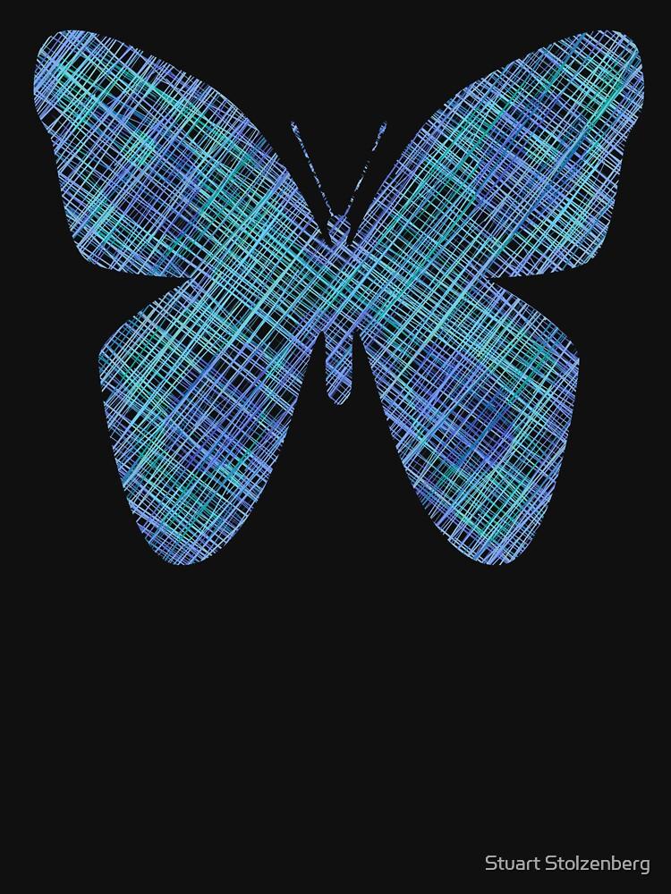 Big Butterfly by stuartist