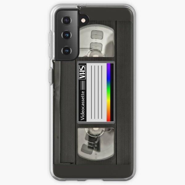 Blank VHS Samsung Galaxy Soft Case