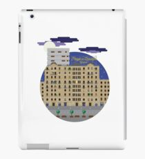 Barcelona unusual souvenirs iPad Case/Skin