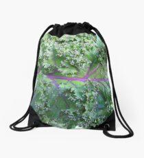 Fresh Kale  Drawstring Bag