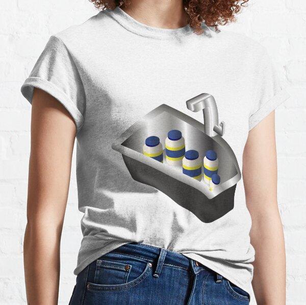 Sink-o de Mayo - Isometric Classic T-Shirt