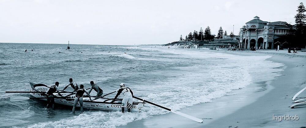 Beach by ingridrob