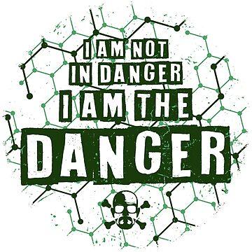 I am the danger by CarmenRF