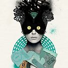 Mikhin Illustration - Alter Ego by MikeHindle