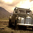 Old Truck by HighlandGhillie