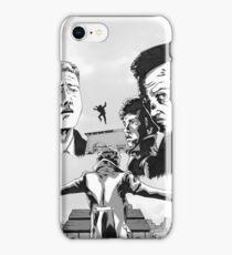 The Reichenbach Fall iPhone Case/Skin