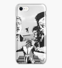 The Reichenbach Fall iPhone Case/Skin
