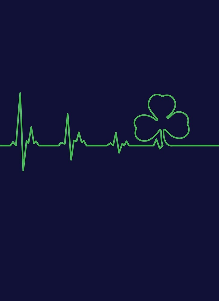 Heartbeat clover by redkent