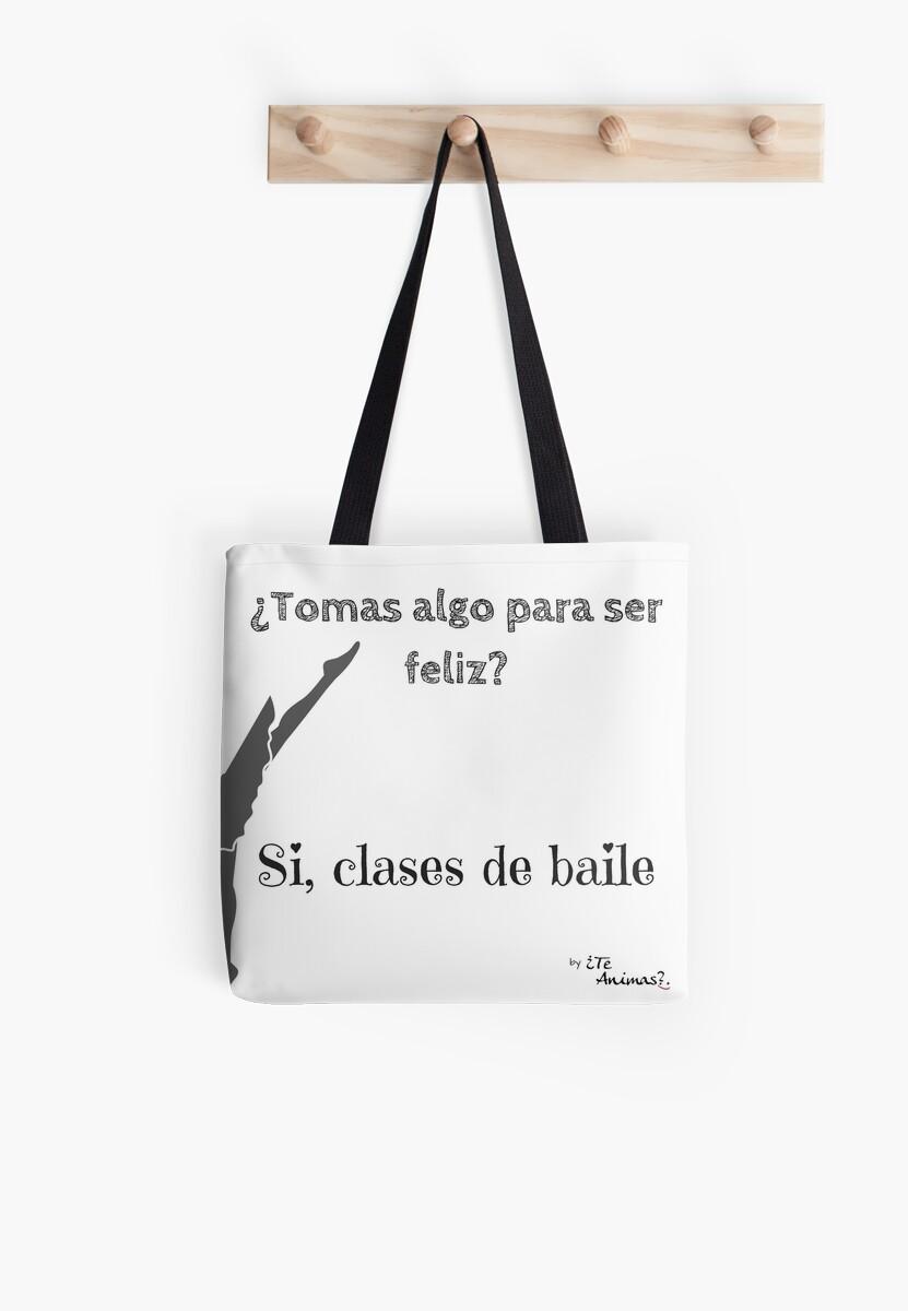 «Para ser felíz tomo...clases de baile» de Rosa Manjón