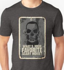 Favorite Scary Movie Unisex T-Shirt