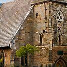 St Andrews Congretational Church, Balmain by Alexander Meysztowicz-Howen