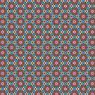 Kaleidoscope Mandala - Mini Roses by Carrie Dennison