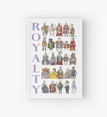 Royalty Hardcover Journal