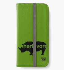 Herbivore iPhone Wallet/Case/Skin