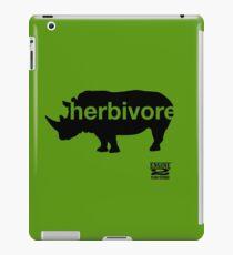 Herbivore iPad Case/Skin
