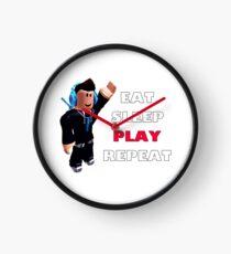 Roblox - Eat Sleep Play Repeat Clock