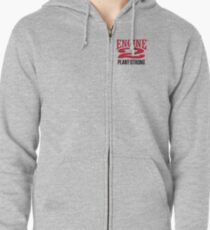 Engine 2 Plant-Strong Zipped Hoodie