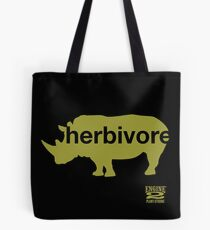 Herbivore Green Tote Bag