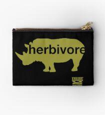Herbivore Green Studio Pouch