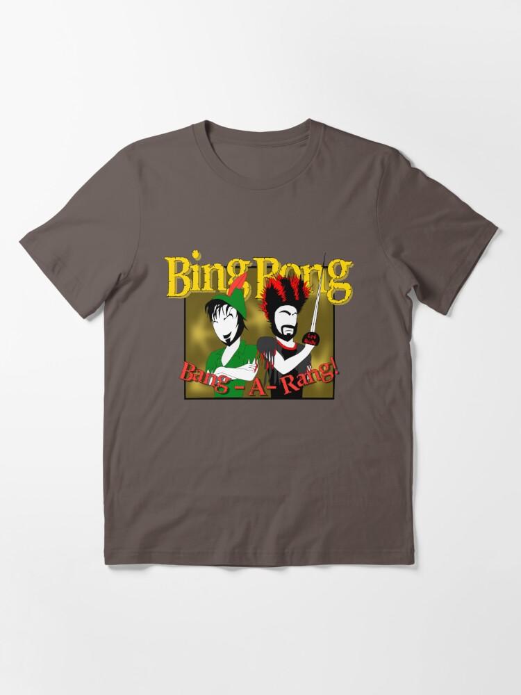 Alternate view of Bing Bong Bang - A - Rang! Essential T-Shirt