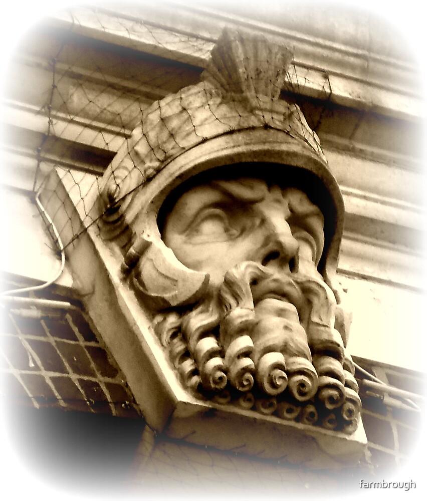 Bank Head by farmbrough