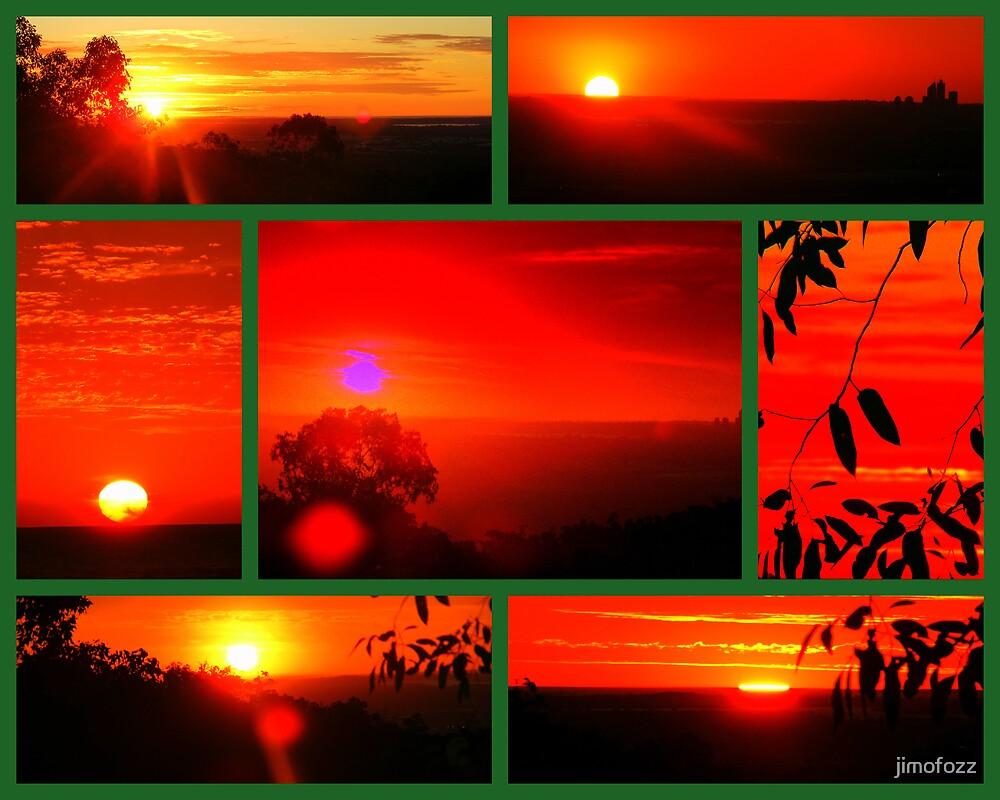 Sun hot by jimofozz