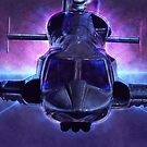 AIrwolf by p1xer