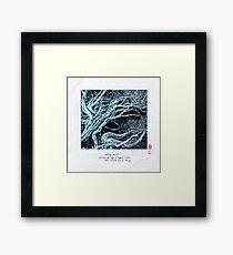 Valley Mist Framed Print