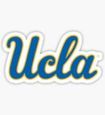 Pegatina UCLA