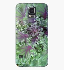 Fresh Red Kale From the Garden Case/Skin for Samsung Galaxy