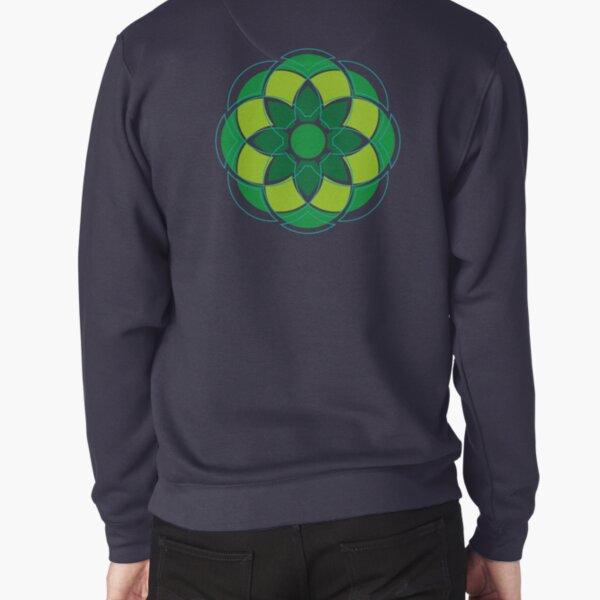 Flower#01 Pullover Sweatshirt