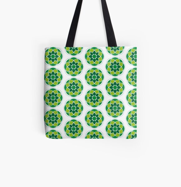 Flower#01 All Over Print Tote Bag