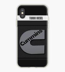 Dodge Cummins Maschine iPhone-Hülle & Cover