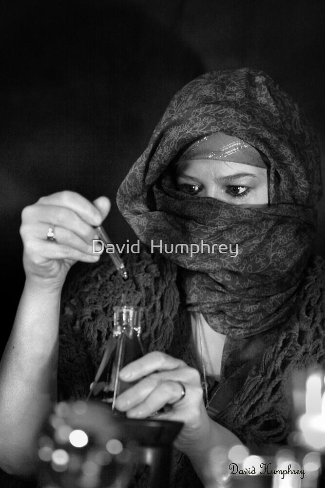 Magik by David  Humphrey
