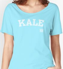 Kale Women's Relaxed Fit T-Shirt