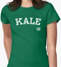 Kale Women's Fitted T-Shirt