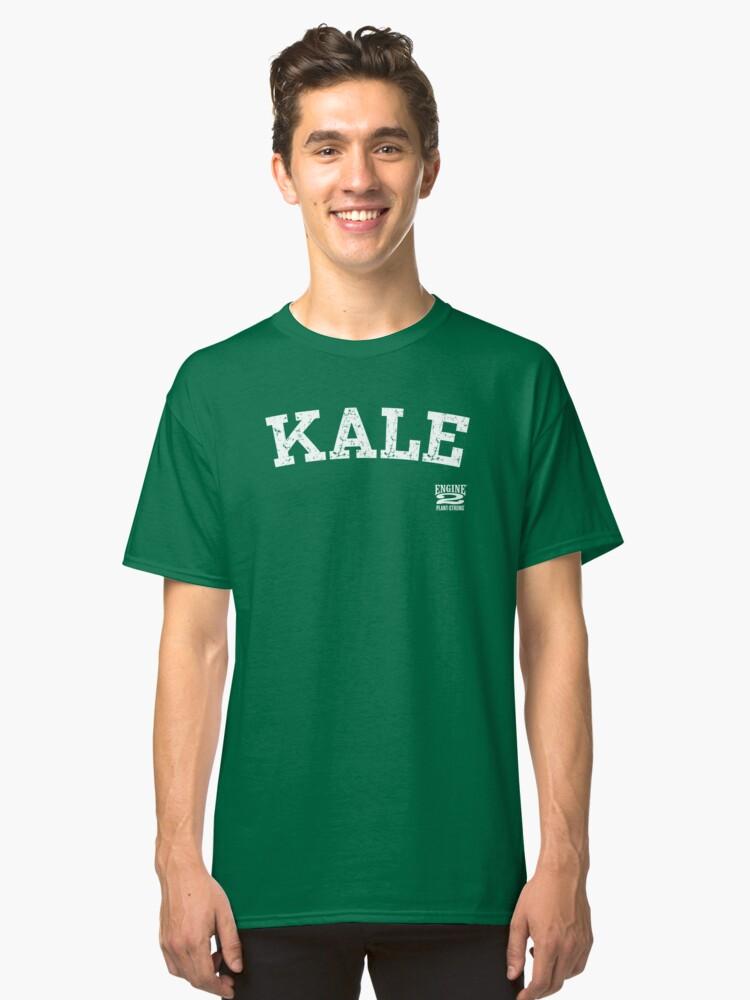 Kale Classic T-Shirt Front