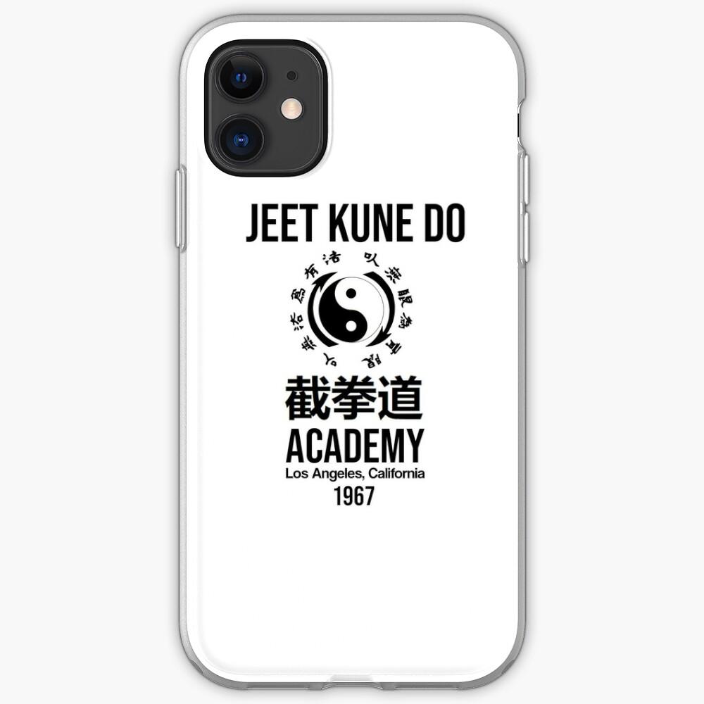 Bruce Lee Martial Arts iphone case