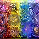 Interwoven Spectrum of Emotion by Kevin Middleton
